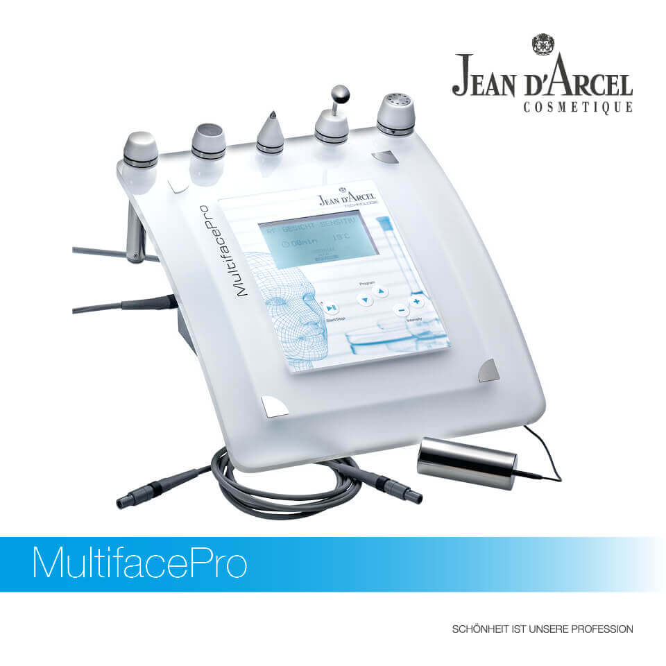 JEAN D'ARCEL - MultiFacePro-Gerät